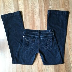 7 for all Mankind Dojo jeans size 28